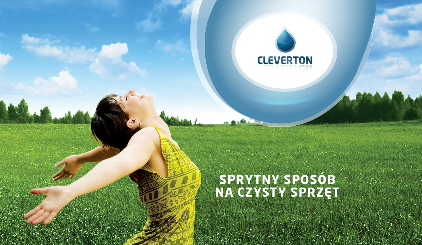 Cleverton sprytny sposób na czysty sprzęt